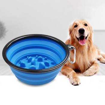 Dog Slow Eating Feeder  4