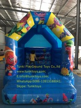 Hot sale dinosaur commercial inflatable bouncer/inflatable bouncy castle/inflatable bounce house