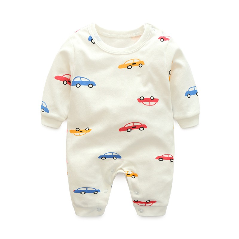 HTB1OpVZNFXXXXcrXpXXq6xXFXXXf - 0-24M  Cartoon Car  new baby girl boy romper clothes  jumpsuit onepiece brand toddler suit infant clothing costume 100% Cotton