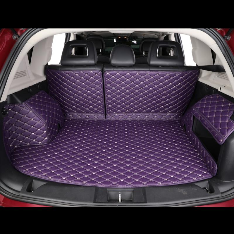 Custom Car Trunk Mat For Volvo XC90 S60 S80 Xc60 V60 V40