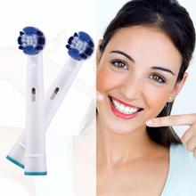4pc Replacement Brush Heads For Oral-B Electric Toothbrush For Braun Professional Care Oral-B Kids Electronic Toothbrushes ирригатор braun oral b professional care oxyjet md18 md20 63724704
