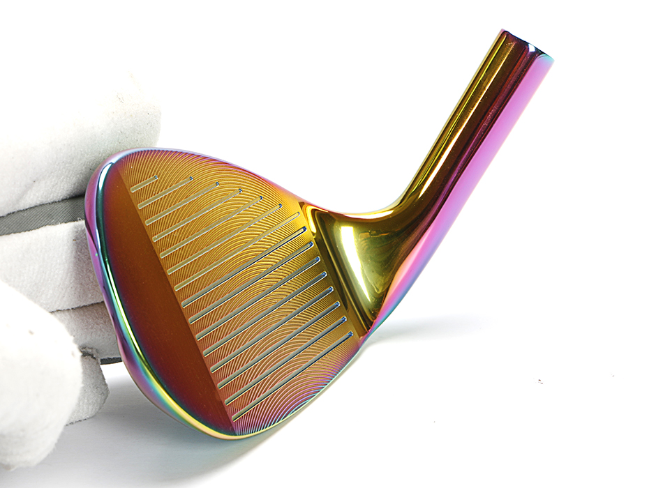 Image 5 - golf wedge right handed unisex colorful Steel Shaft Reversible spin technique golf clubs golf wedge head-in Golf Clubs from Sports & Entertainment