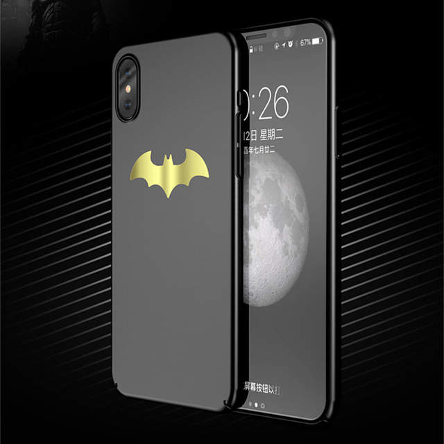 iphone xr coque batman