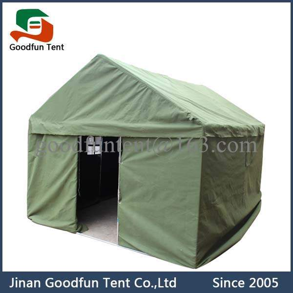 Durable Waterproof Canvas Wall Tent For Sale-in Tents from