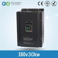 CE Approved 30KW Frequency Inverter 50hz to 60hz / Variable Frequency Converter/3 Phase 380V Frequency Inverter Free Shipping