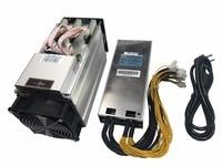 New AntMiner V9 4T 4th S With PSU Bitcoin Miner Asic Miner Btc Miner Bitcoin Better