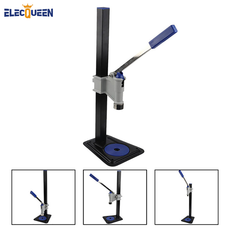 New Beer Bottle Capper Auto Lever Bench Capper For Home Brew Homebrew Keg Soda Crown Capping