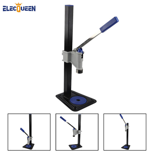 New Beer Bottle Capper Auto Lever Bench Capper For Home Brew