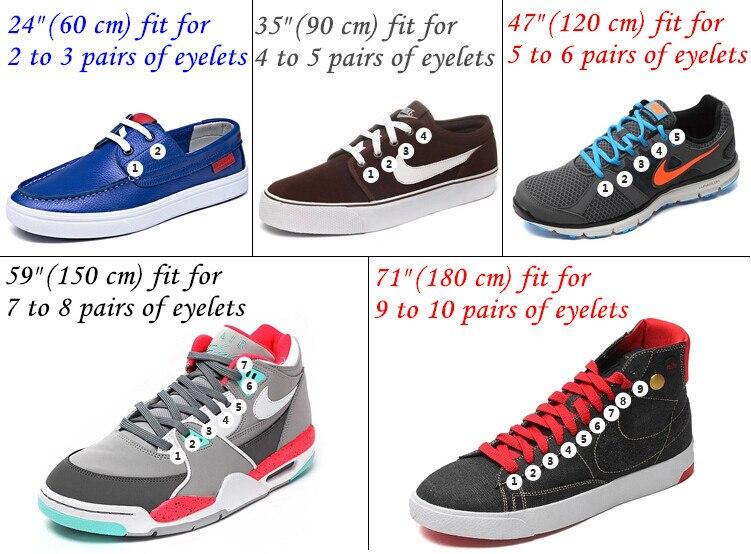 Weiou Уличная обувь с круглым канатом для пеших прогулок, шнурки, износостойкие кроссовки, шнурки для ботинок, шнурки для мужчин и женщин, спортивные шнурки
