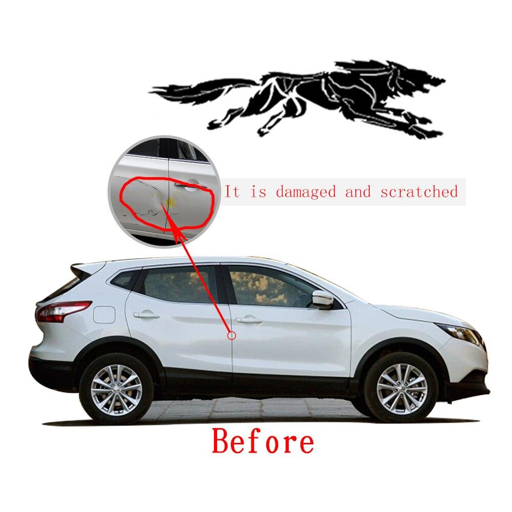 Novo za Nissan Qashqai stajling automobila zavijanje Wolf kreativne - Vanjska auto oprema - Foto 2