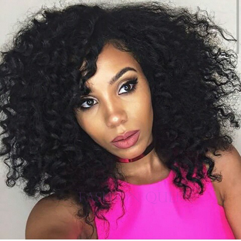 Astounding Short Curly Wig Styles All About Wigs Short Hairstyles Gunalazisus