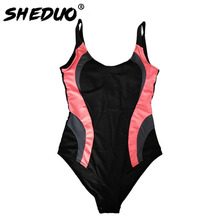 2017 One-piece Suit Sexy Women Swimsuit Sport Swimwear Triangular Bathing suit Swimming Beachwear maillot de bain femme biquini