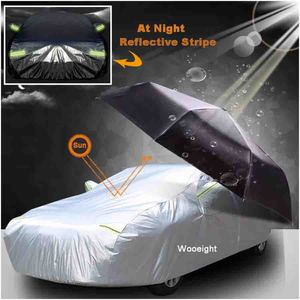Wooeight Full Car Cover Waterp