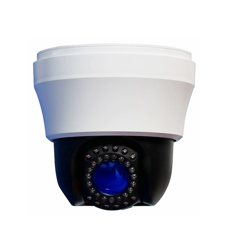 960P PTZ Network Dome AF indoor plastic night vision security IR P2P onvif