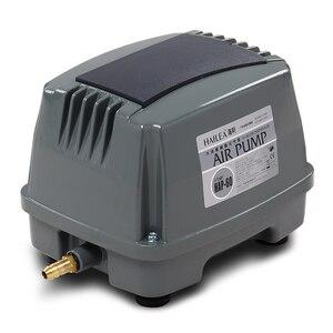 Image 1 - 80 ワット 100L/分 hiblow 水族館水槽浄化槽酸素エアーポンプアクア送風水耕池/シーフードプール空気圧縮機