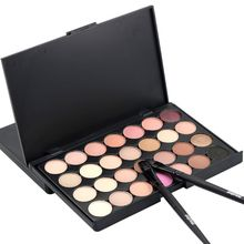 Professional 28 Colors Ultra Shimmer Eyeshadow Palette Natural Pigment Cosmetic Makeup Eye Shadow