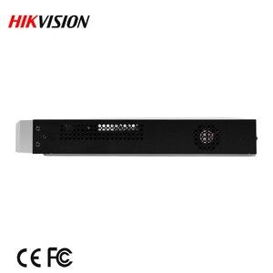 Image 5 - Stok hikvision DS 7608NI I2/8P İngilizce sürüm 8ch NVR 8POE portları ile 2SATA kadar 12 megapiksel çözünürlüklü kayıt