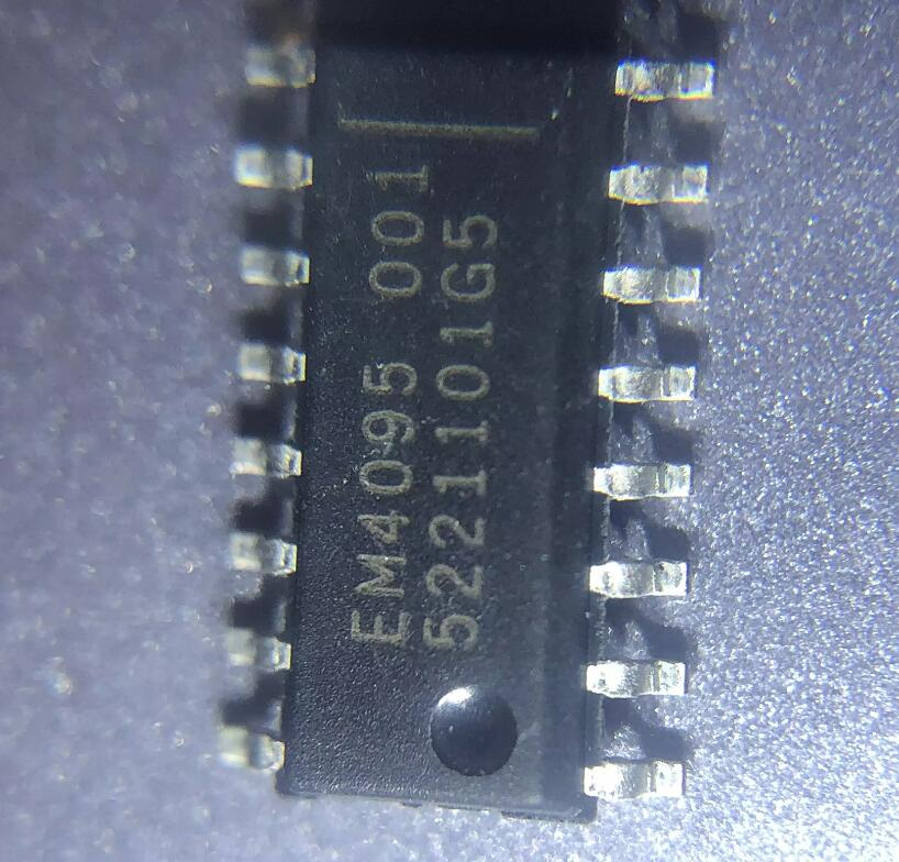 50pcs/lot EM4095 EM4095HMS SOP16 50pcs lot stm32f103c8t6 stm32f103