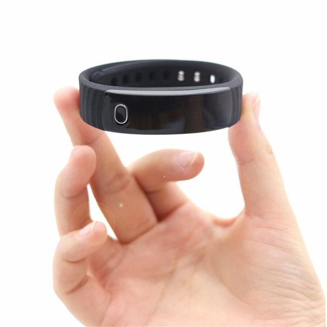 Remoto da câmera de banda inteligente pulseira vibração de fitness rastreador pulseira pedômetro bluetooth sincronização de dados para ios android xiaomi mi5