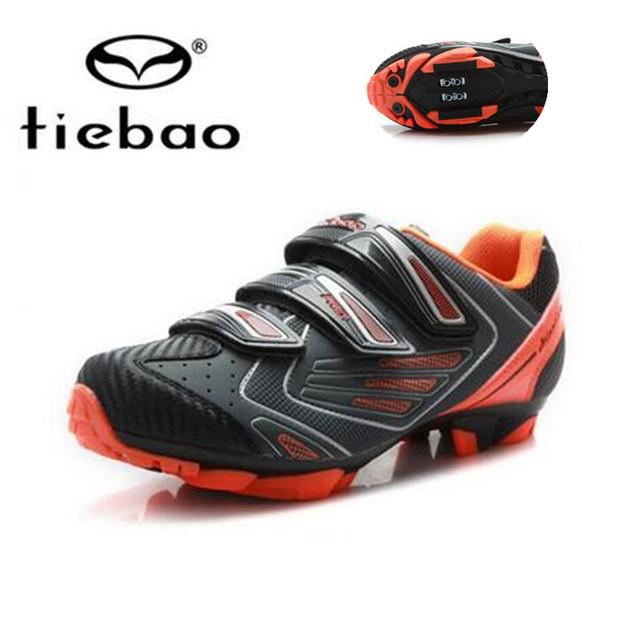 Sapatilha ciclismo mtb TIEBAO homens Equitação Ciclismo Sapatos 2017 zapatillas deportivas mujer Bicicleta mountain bike sapatos tênis homens