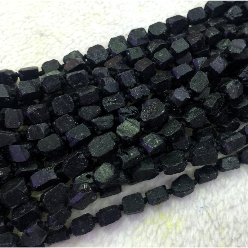 Natural Genuine Raw Mineral Black