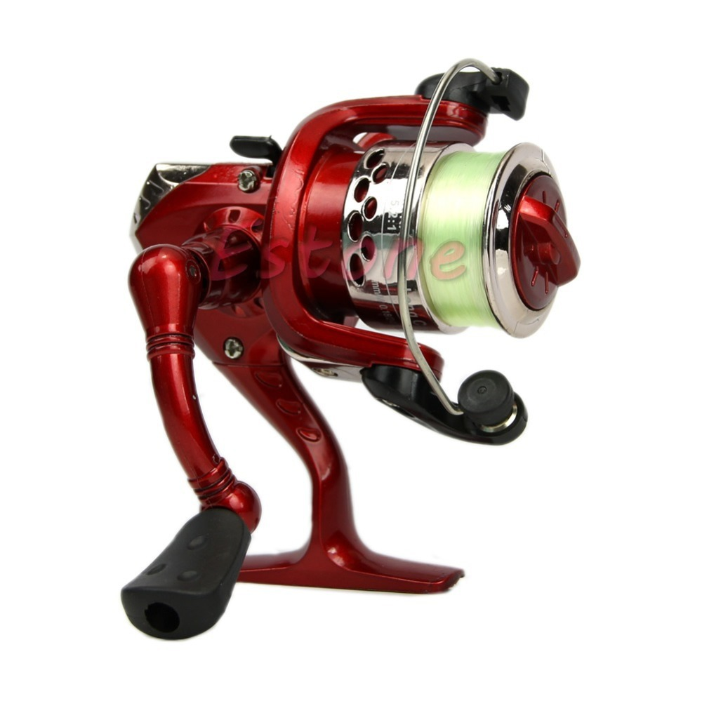 Left Right Handle Fishing Wheel Spinning Reel Fishing Line YMR500 ...
