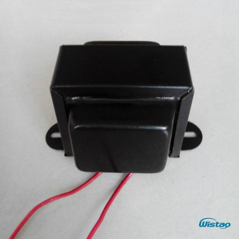 IWISTAO 5 H/250mA Tubo Amplificador Choke Coil 1 Peça Disponível Puro OFC fio com Escudo Tampa para o Tubo Amplificador Filtro de Áudio HIFI DIY