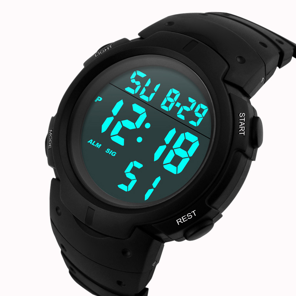 Men's Digital Sport Watch 14