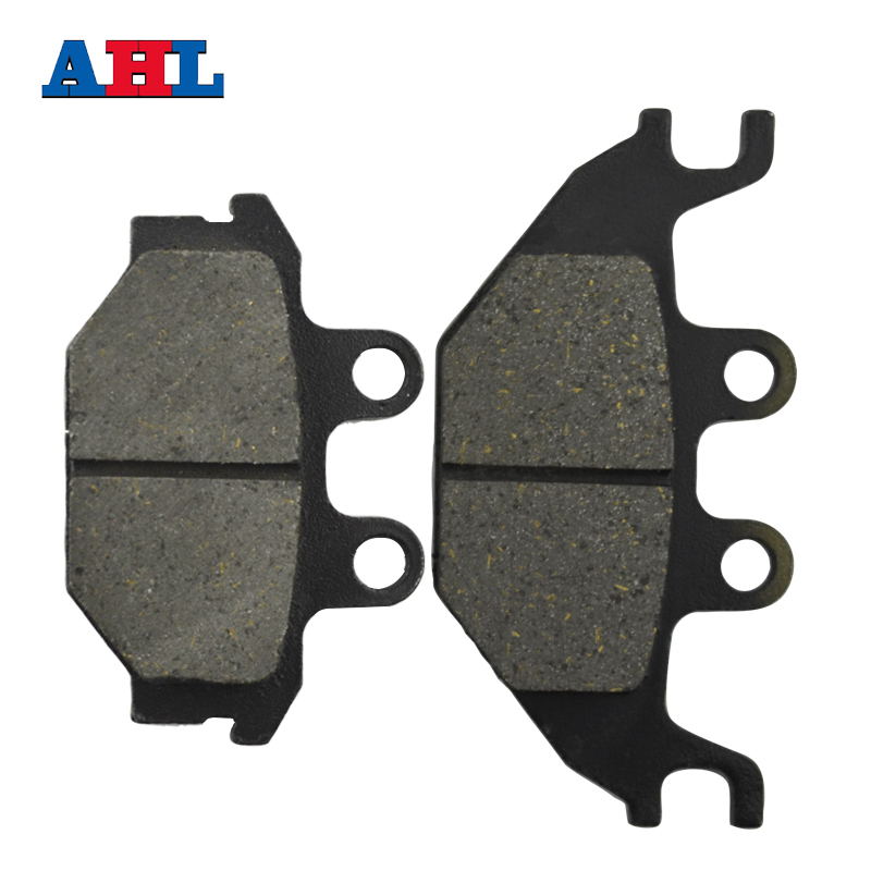 Motorcycle Parts Rear Brake Pads Disc For YAMAHA YZFR125 YZF-R 125 2008-2011 For SYM SB125 125 Ni-Wolf Quadraider 600 2006-2007 motorcycle front and rear brake pads for yamaha yzf r6s yzfr 6 s 298 mm rotor 2006 2009 brake disc pad