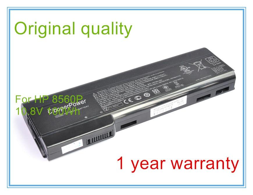 все цены на  Original Laptop battery For 8460p 8470p 8470w 8560p 8570p 6360b 6460b CC06XL CC06 CC09 628664-001 9Cells 93Wh  онлайн