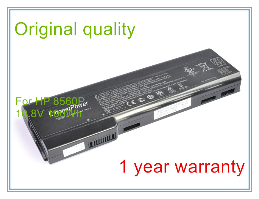 Original Laptop <font><b>battery</b></font> For 8460p 8470p 8470w 8560p <font><b>8570p</b></font> 6360b 6460b CC06XL CC06 CC09 628664-001 9Cells 93Wh image