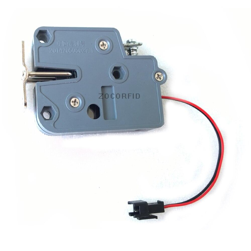 DC12V Electronic Combination Lock Plus Padlock Pick Locks for Cabinet Box Game Locks