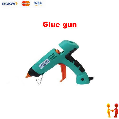 ФОТО Pro'skit Professional Mini Electric Glue Gun GK-390H, Heating quickly DIY Repair Tool 80W