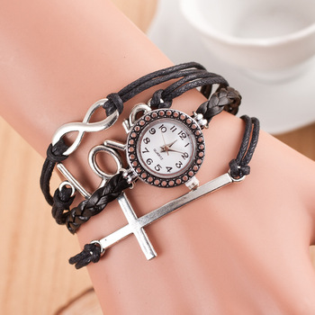 relojes mujer 2019	antique Jewelry bracelet watch women fashion casual leather wrist watches for women quartz watch ladies clock 2018 simple women s watches ladies cactus watch fashion pu leather band relogio cacto relojes mujer women s clock girl gift