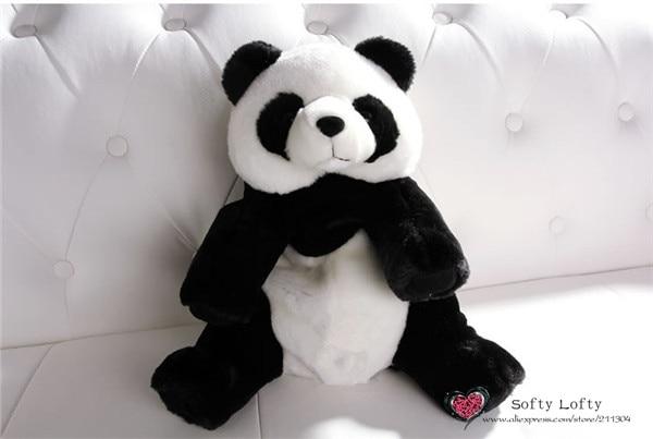 Kungfu Panda Plush backpack - 1