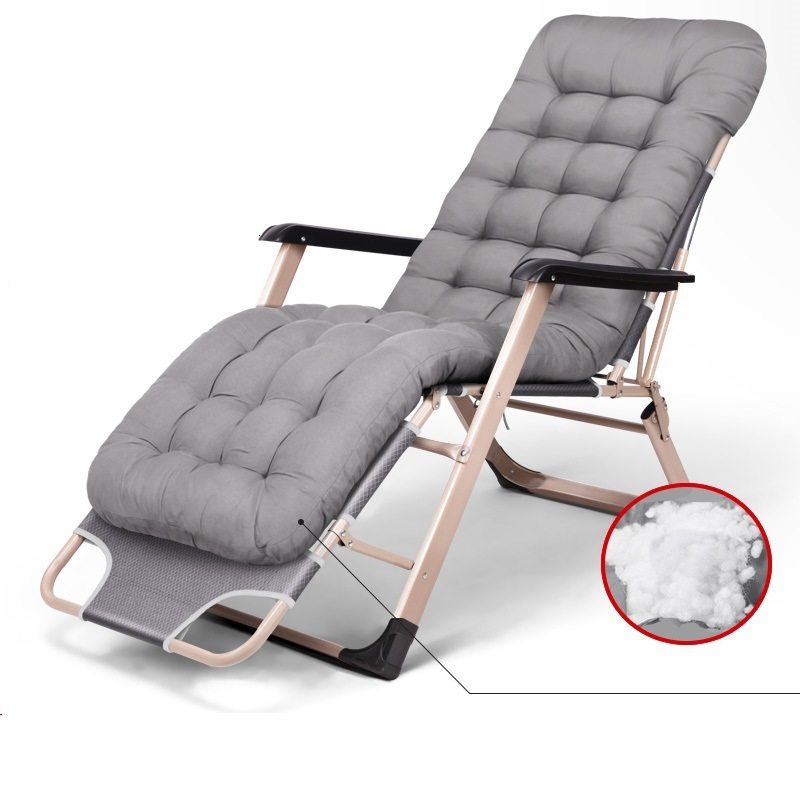 Han Yi multi-function folding office cr nap bed simple outdoor escort March Chaise Lounge beauty rest folding office cr nap lying simple beach bed chaise lounge