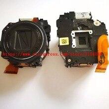 90% объектив Zoom блок для Никона Coolpix S6300 цифровой фотоаппарат со съемным объективом Ремонт Часть Черный
