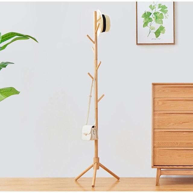 Upcylced white wooden coat or purse hanger by SunlitOcean ... |Wood Purse Hanger