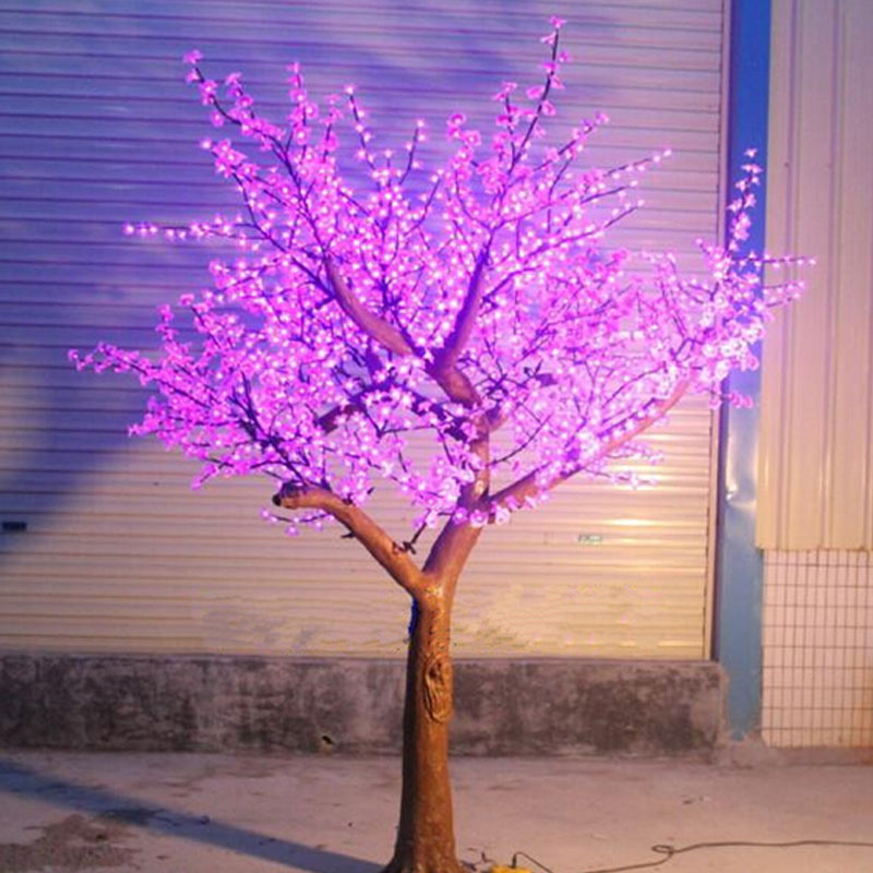 4Meters 3600pcs holiday lights of led tree for 2015 holiday decorations