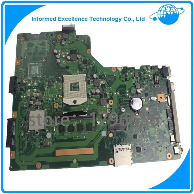 Para asus x75a laptop motherboard com cpu 4 gb 60-nd0mb1700 60-ndomb1g00 100% testado