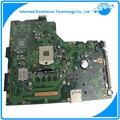 Para asus x75a placa madre del ordenador portátil con cpu 4 gb 60-nd0mb1700 60-ndomb1g00 100% probado