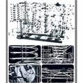 SpaceRail Уровень 9 70000 мм Железнодорожных DIY Spacewarp Эректор Набор Смешно Строительный Комплект Образовательные Горки Игрушки NO.231-9