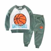 Sports Tracksuit Set for Boys