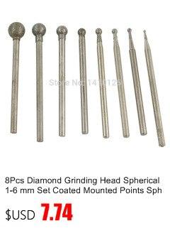 """10/"""" Diamond Coated fichier plat pour le classement de Pierre Métal Bijoutier bois outils de sculpture"""