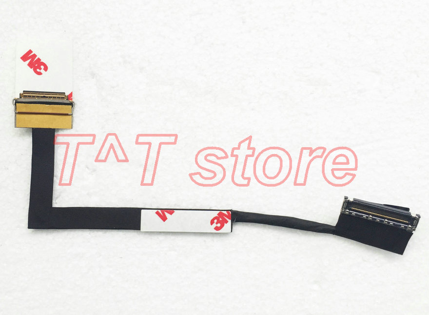 original for laptop LCD LVDS EDP cable DC02C008R10 test good free shipping