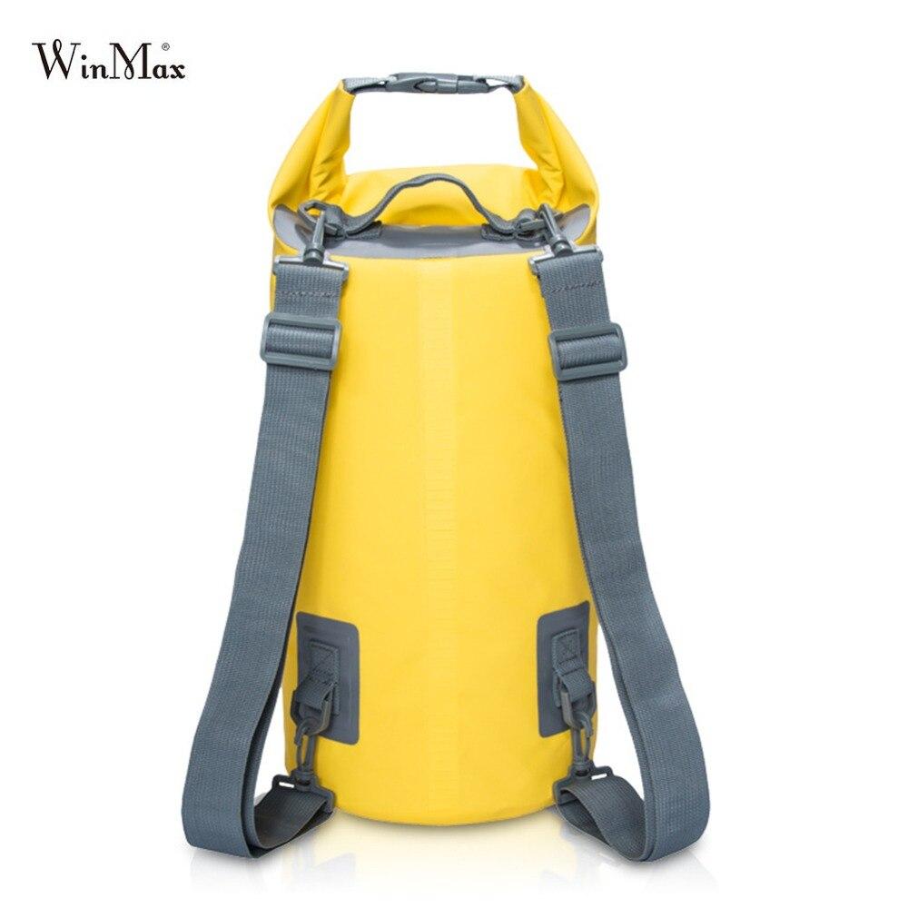 Winmax Outdoor Waterproof Dry Bag Backpack Sack Storage Bag