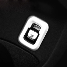 Bottom trimFor Mercedes w205 amg/ interior trim c63 mercedes c class accessories glc x253 /amg coupe