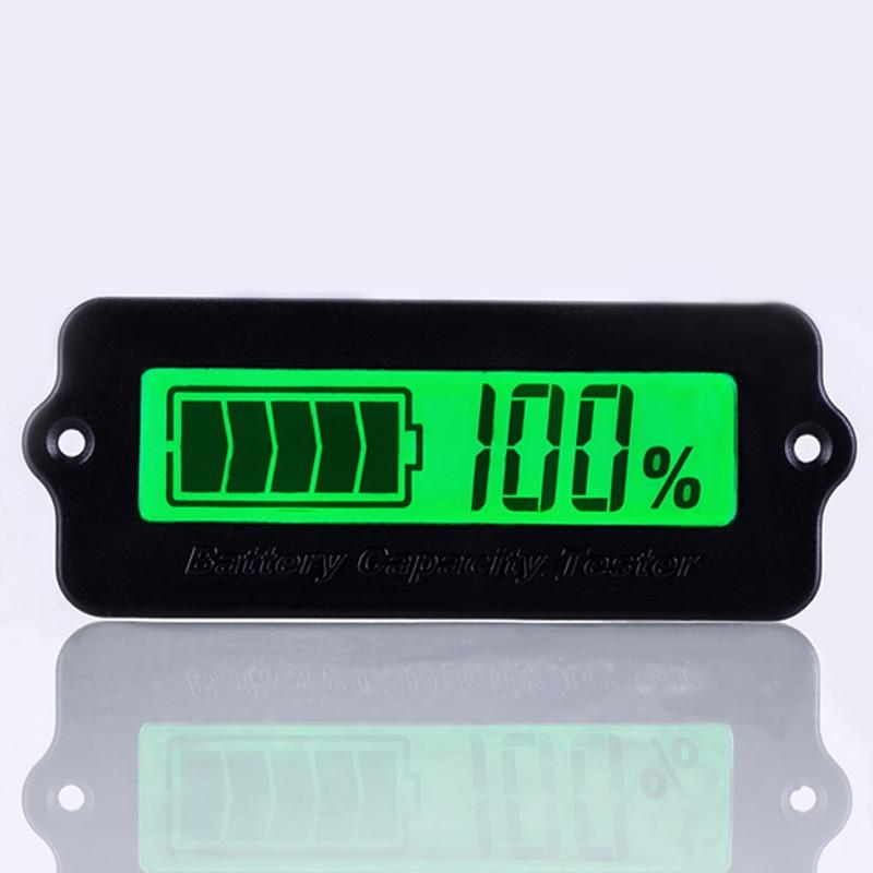 24v Ly6w Lead Acid Battery Capacity Indicator Lcd Digital