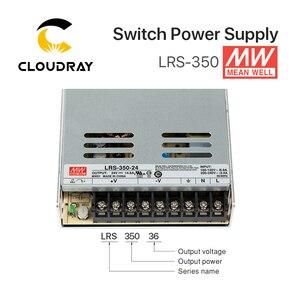 Image 3 - Meanwell alimentation électrique Meanwell LRS 350, 12V, 24V, 36V, 48V, 350W, MW, marque taïwanaise, LRS 350 24
