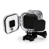 Waterproof Case Underwater 60M Transparent Protective Housing Cover For Gopro Hero 5 4 Session GoPro Session